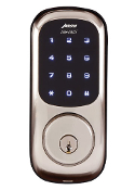 ARROW Revolution Touchscreen Dead Bolt with Key Override