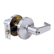 Arrow's L Series Grade 2 cylindrical lever lock provides an economical solution to accessibility requirements. It is ideal for commercial applications where heavy-duty grade levers may not be required.