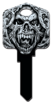 Dale Earnhardt Jr 88 Skull key